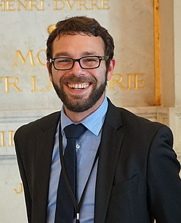 Stéphane Trompille French politician