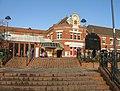 Steps to Basingstoke Station - geograph.org.uk - 1037524.jpg