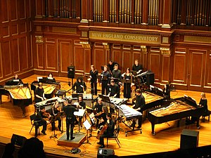 Daniel Variations - Daniel Variations, New England Conservatory, November 2007
