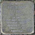 Stolperstein Friederike Seewald (August-Storch-Straße 8 Butzbach).jpg
