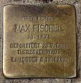 Stolperstein Hobrechtstr 57 (Neuk) Max Fischel.jpg