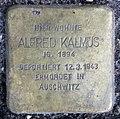 Stolperstein Schivelbeiner Str 49 (Prenz) Alfred Kalmus.jpg