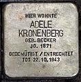 Stolperstein Solingen Adele Kronenberg.jpg