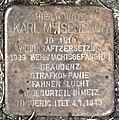 Stolperstein Solingen Tiefendick 6 Karl Meisenbach.jpg