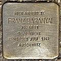 Stolperstein für Franz Baranyai.JPG