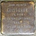 Stolpersteine Köln, Ernst Baum (Schaevenstraße 4).jpg