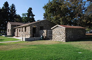 Sun Valley, Los Angeles - Stonehurst Recreation Center building