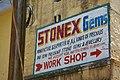 Stonex Gems signage in Samode Village - panoramio.jpg