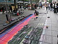 Straßenmaler Fußgängerzone Stuttgart.JPG