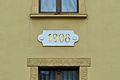 Stralsund, Jungfernstieg 22, Detail (2013-02-03), by Klugschnacker in Wikipedia.JPG