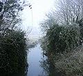 Stream at Brasspan Bridge - geograph.org.uk - 1079331.jpg