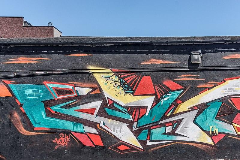 File:Street Art, Tivoli Car Park (Francis Street) - panoramio (28).jpg