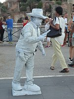 Street Performer (Rome) in 2018.01.jpg