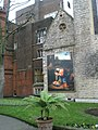 Stunning mural on the rear wall of The Immaculate Conception, Farm Street - geograph.org.uk - 1089926.jpg