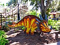 Styracosaurus and Coastersaurus Legoland Florida.jpg