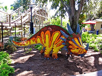 Legoland Florida - Coastersaurus
