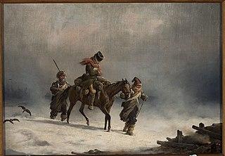 Odwrót spod Moskwy w 1812 roku