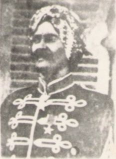 Ali Yusuf Kenadid 2nd Sultan of the Sultanate of Hobyo