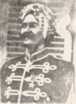 Sultan Ali Yusuf Kenadid