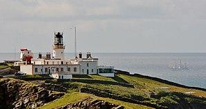 Sumburgh Head Lighthouse - Image: Sumburgh Head Lighthouse (19371224950)