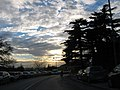 Sunset dall'Università degli Studi,Trieste - panoramio.jpg