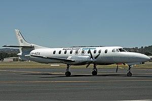 Sunshine Express Airlines Fairchild SA227-DC Metro 23 CBR Gilbert.jpg