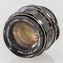 Super takumar 55mm f2 radioactive dating