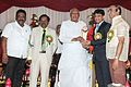 Suresh Manickavelu receiving the Best Young Entrepreneur Award of year 2014.jpg