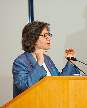 Susan Solomon -  Susan Solomon, 2010