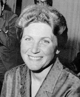 Светлана Аллилуева в 1967 году