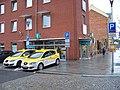 Svinov, Peterkova, taxistanoviště u infocentra.jpg