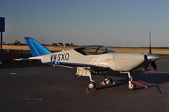 Homebuilt aircraft - Swearingen SX-300