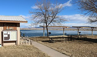Sweitzer Lake State Park State park in Colorado