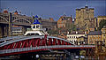Swing Bridge, River Tyne, 10 February 2012.jpg