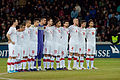 Swiss national football team - Swiss vs. Argentina, 29th February 2012.jpg