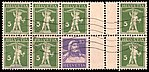 Switzerland 1933 gutter block - ZsS40z and S42z used.jpg