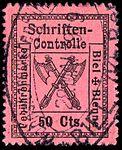 Switzerland Biel Bienne 1910 revenue 50c - 21B.jpg