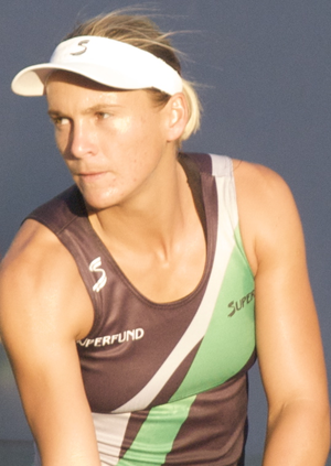 Sybille Bammer - Bammer at the 2009 US Open