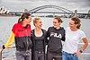 Sydney International WTA Players Cruise (33039984188).jpg