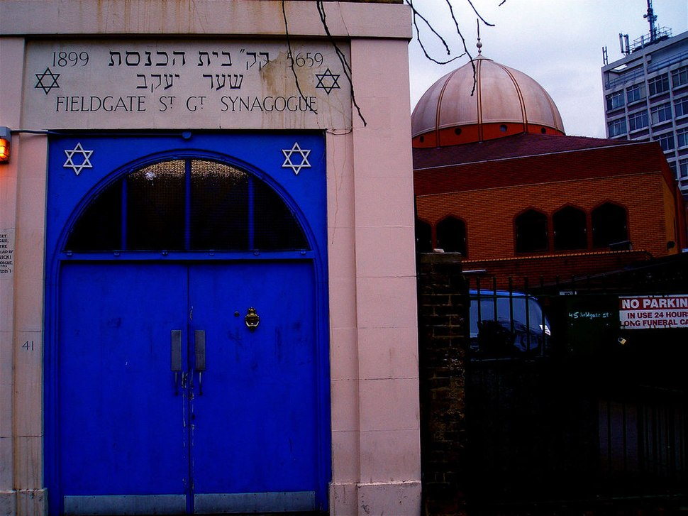 Synagogue mosque gruntzooki
