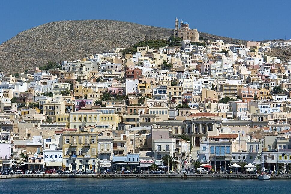 Syros ermoupolis 140707