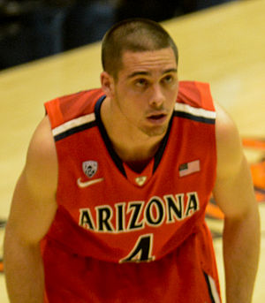 T. J. McConnell - T.J. McConnell for Arizona in 2014