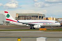 T7-MRF - A320 - MEA