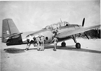 Barakoma Airfield - TBF at Barakoma
