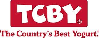 TCBY American frozen-yogurt company
