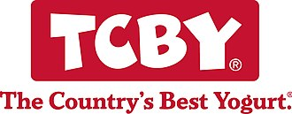 TCBY - Logo previously used by TCBY.