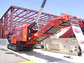 TEREX FINLAY J-1175 single toggle Jaw crusher at Construct Expo Utilaje 2010.JPG