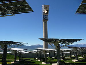 Themis (solar power plant) - Image: THEMIS P1010369