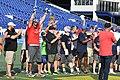 Tailgate Bayhawks Game Navy Marine Corps Memorial Stadium (41211702520).jpg