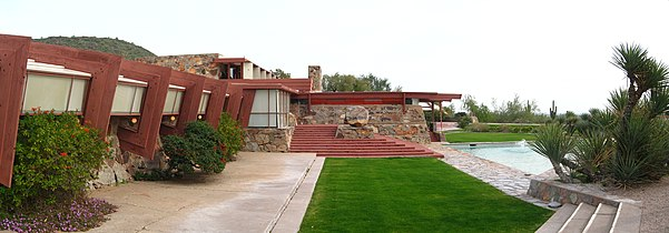 Taliesin West Wikipedia